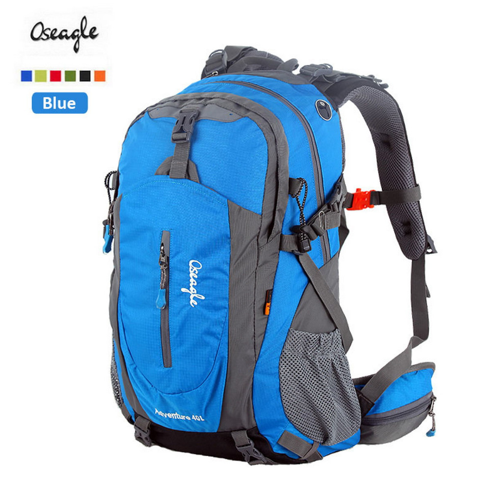 50L Travel Backpack - Crazy Backpacks