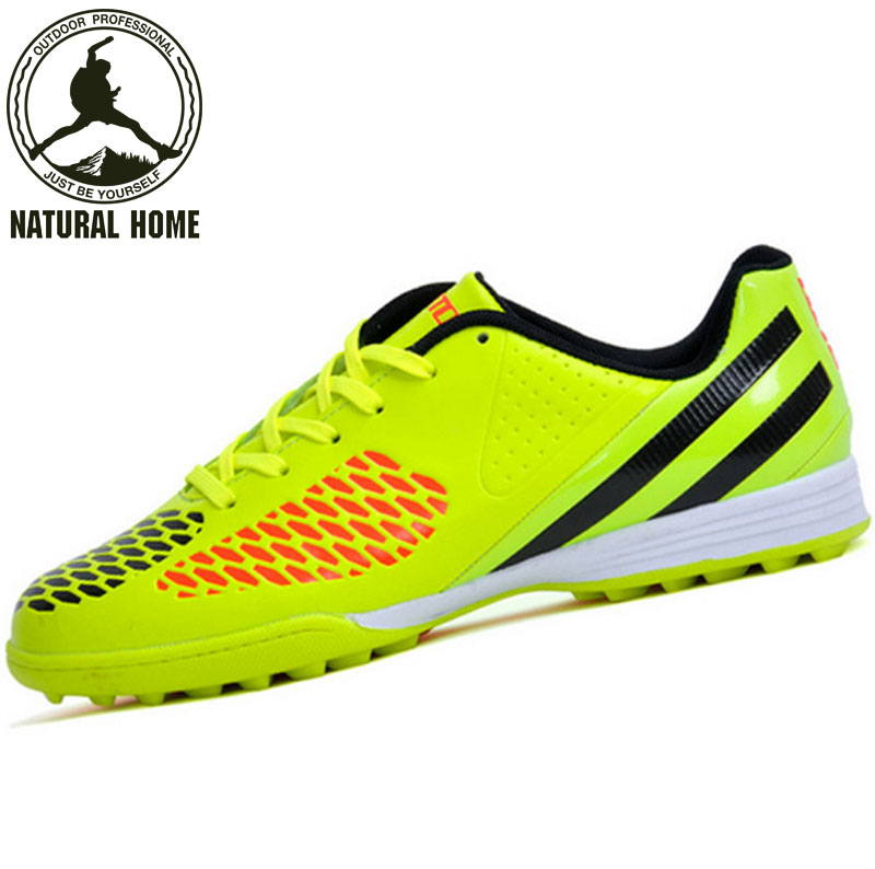 [NaturalHome] Brand Indoor Soccer Shoes Futbol Chaussure de Foot Shoes Soccer Chaussure de Football Sneakers Boots(China (Mainland))