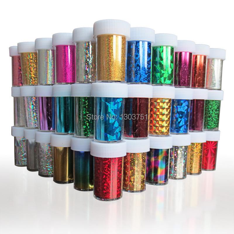 12pcs/lot Nail Art Transfer Foils Sticker Free Adhesive Nail Polish, Nail Tips Decorations Accessories(China (Mainland))