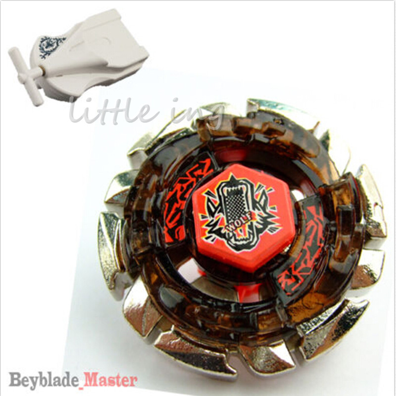 1pcs Beyblade Metal Fusion 4D BB29 Dark Wolf DF145FS With Launcher Spinning Top For Christmas Gift Toys free shipping(China (Mainland))