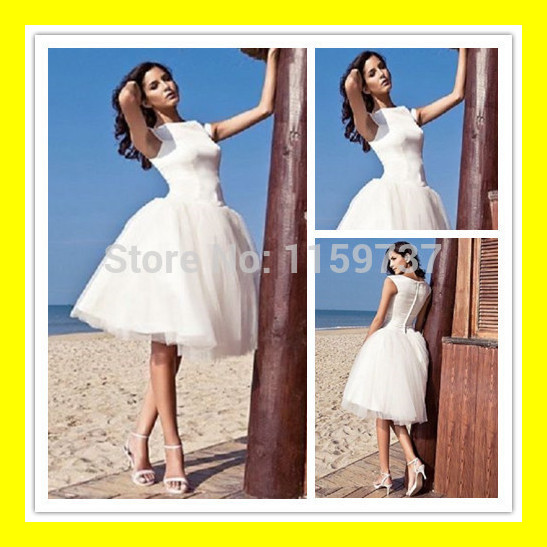 Jj wedding dresses champagne dress a ball gown knee length for Jj wedding dresses reviews