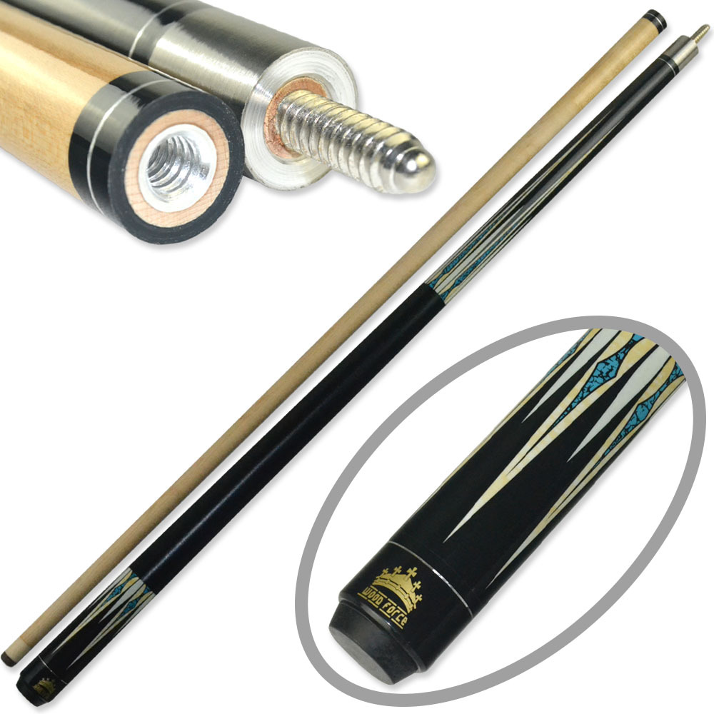 CUESOUL Special Price 58 inch Canadian Maple Wood 1/2 Jointed Pool Cue Stick Billiard Cue with 13mm Cue Tips,Billiard Cues(China (Mainland))