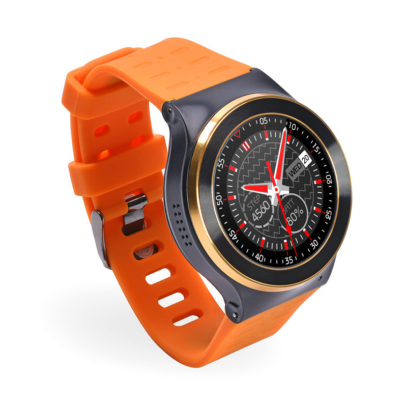 3G Android Watch SmartWatch with SIM Camera Heart Rate Watch Phone ZGPAX S99 New Arrival Bluetooth Smart Watch Wristwatch pk k18(China (Mainland))
