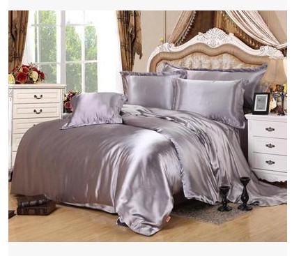 achetez en gros draps de satin de soie en ligne des grossistes draps de satin de soie chinois. Black Bedroom Furniture Sets. Home Design Ideas