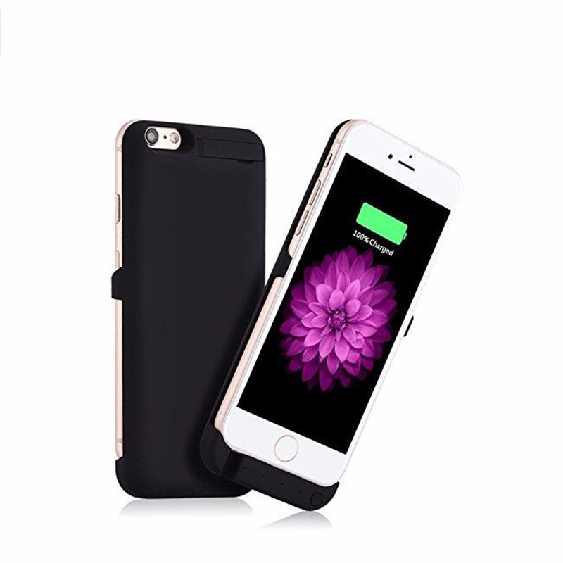 For iPhone7 power bank Case 7000mAh External Portable Battery Backup Charging Power bank Case For iPhone7plus USB Chargin