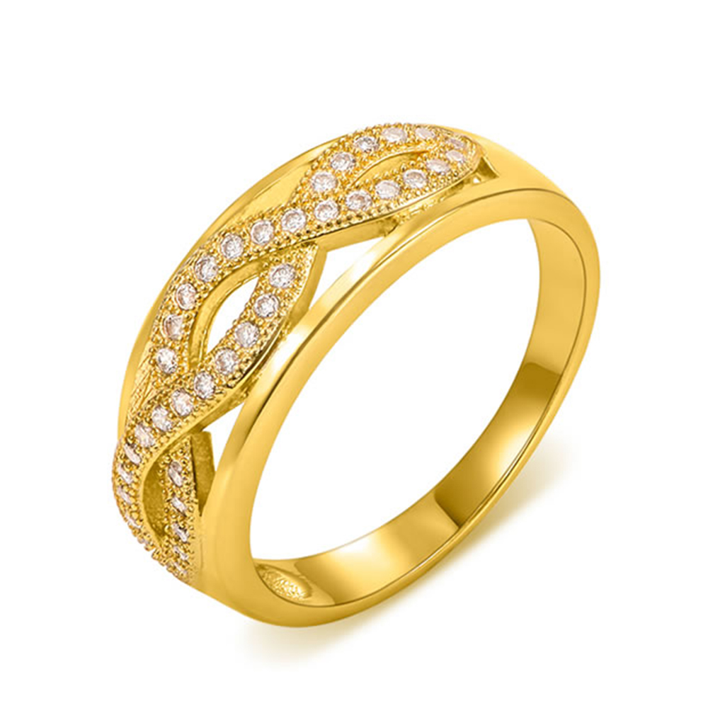 Comfortable Gold Ring Designs For Female Without Stones Images ...