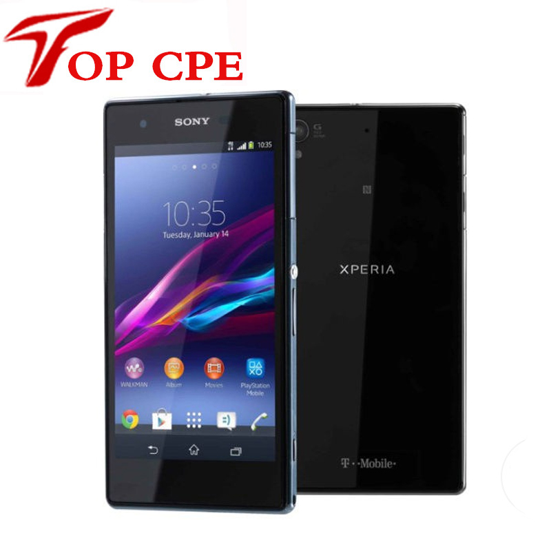 "Sony Xperia Z1 Compact Original Unlocked Z1 mini GSM 3G&4G Android Quad-Core 2GB RAM 4.3"" 20.7MP WIFI 16GB rom D5503 Smartphone(China (Mainland))"