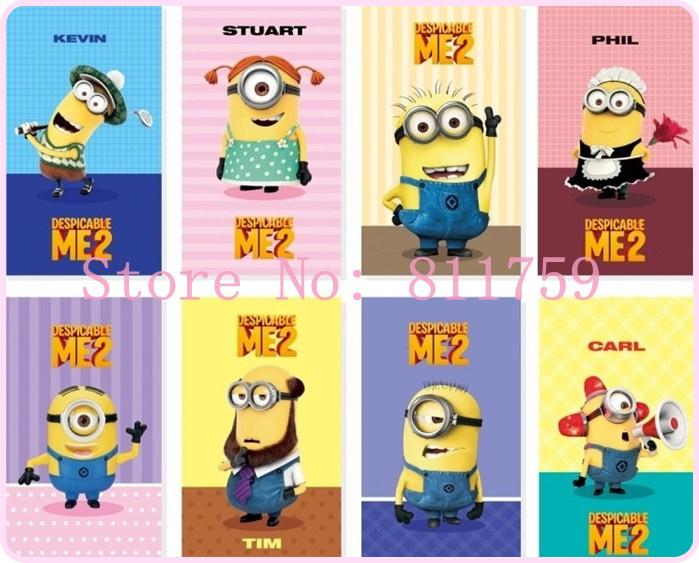 despicable me minion names - photo #10