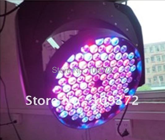 Free Shipping Stage Lighting Store 3Wx108 RGBW LED Moving Head Wash DMX Wireless Stage Disko Lighting for Music Center, 2PCS/LOT