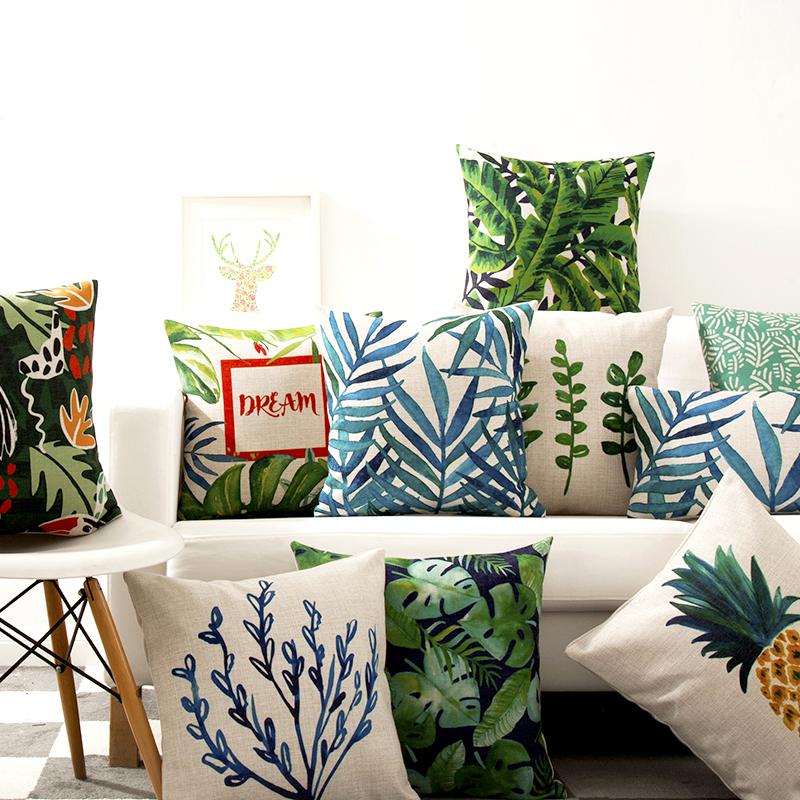 achetez en gros tropical coussin en ligne des grossistes tropical coussin chinois aliexpress. Black Bedroom Furniture Sets. Home Design Ideas