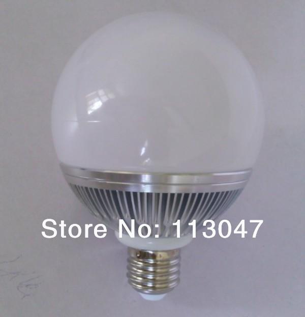 20X G95 High power Cree 10W Led globe Bulb E27 B22 AC85-265V LED Bubble ball lamp Warm white3000K/ White4500K/ Cool white 6000k(China (Mainland))