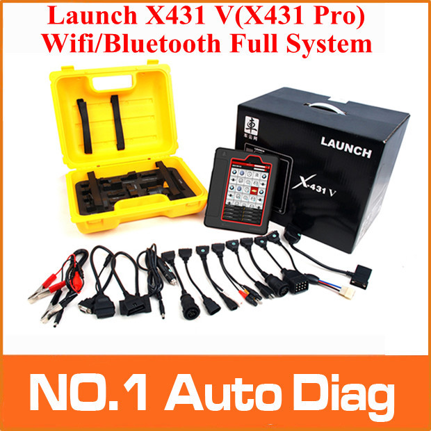 20%off promotion!100% Original Launch X431 V ( X431 PRO) WIFI/Bluetooth Tablet Full System Diagnostic Tool update in any country(China (Mainland))