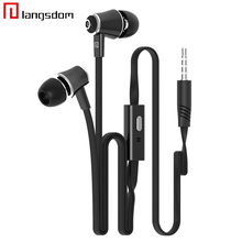 Buy Original Headphone Earphone 3.5mm Stereo Music Bass Headset Mic iphone 5S 6S Plus Samsung Xiaomi Sony Earphones for $2.59 in AliExpress store