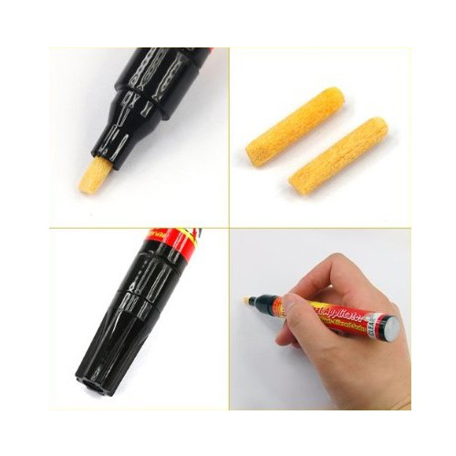 hot sale !Fix It Pro Car Smart Scratch Repair Remover Pen, Pack of 2(China (Mainland))