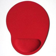 Wrist Protect Pulley Mouse Pad Soft Comfortable Memory Foam Ergonomic Slipping Mat for Game PC Computer Laptop(China (Mainland))