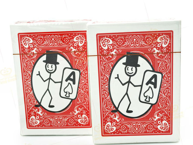 Cardtoon deck pack playing,card toon magic trick animation prediction,Sprite Cards(China (Mainland))