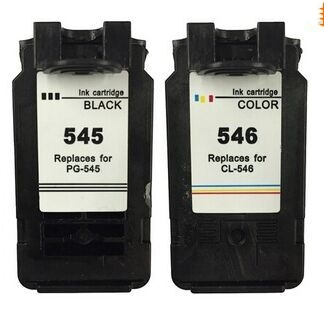 2pcs pg 545 cl 546 for canon pg 545 cl 546 ink cartridge for canon pixma mg2400 mg2450 mg2500. Black Bedroom Furniture Sets. Home Design Ideas