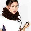 1pc High Quality Air Cervical Neck Traction Soft Brace Device Unit for Headache Head Back Shoulder