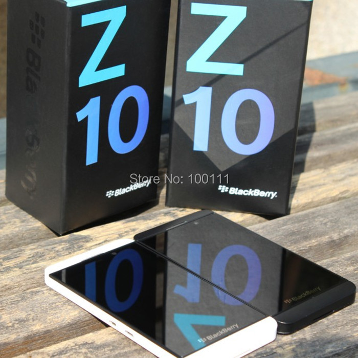 """BB Z10 Original Blackberry Z10 Mobile phone 8MP 4.2"""" Touch Screen Wi-Fi Refurbished cell phone Free DHL(EMS) Shipping(Hong Kong)"""