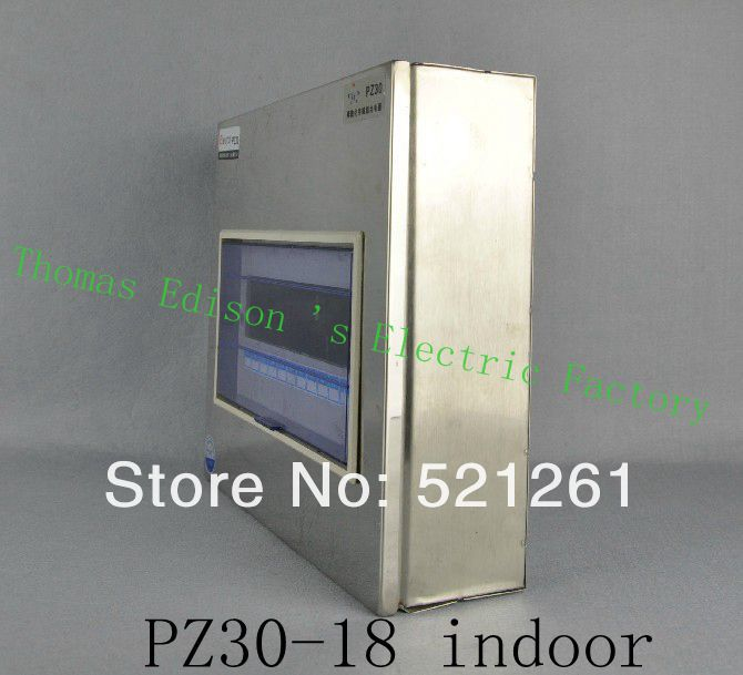PZ30 Electrical Metal Power Distribution Box switch box pz30-18 indoor stainless steel box surface mount box 0(China (Mainland))