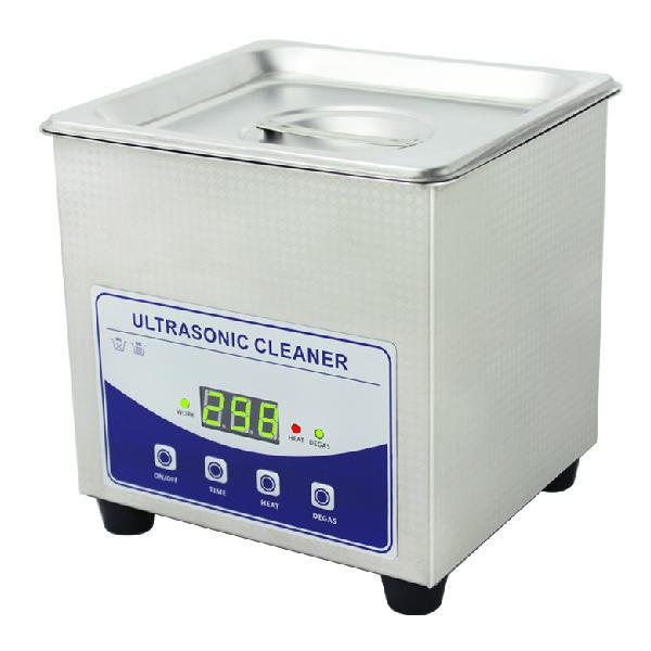 Freeshipping! Sonic vibrating jewelry cleaner with degas function, 1.3L ultrasonic jewelry cleaner(China (Mainland))
