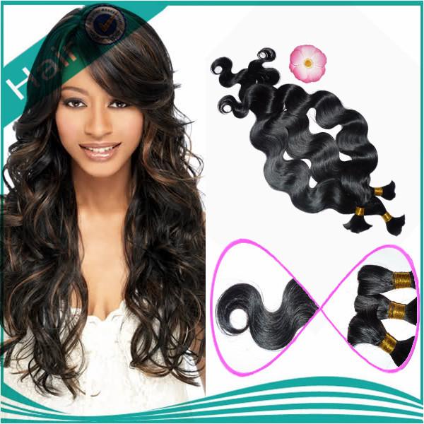 Brazilian Wave Braiding Hair Brazilian Body Wave Human Hair