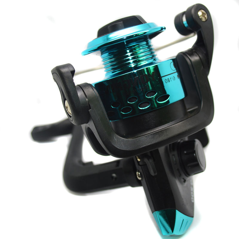 New feeder reel fishing rod spinning reels fishing line for In line ice fishing reel