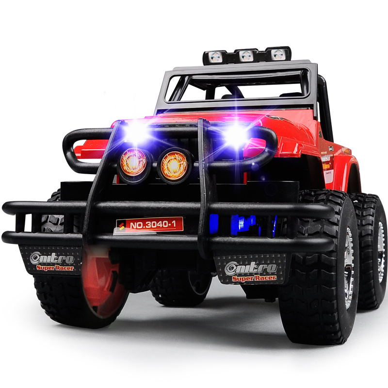 Toy Remote Control Cars For Boys : Large drift remote control car rechargeable