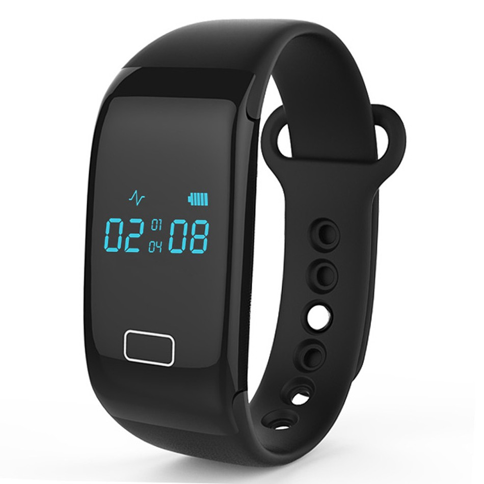 Makibes JW018 BT4.0 Smart band bracelet &amp; Heart Rate Monitor Activity fitness Tracker Wristband for IOS &amp; Android smartphone<br><br>Aliexpress