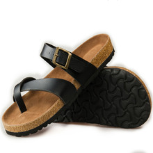 Summer couple slippers, 2015 new tide male cork slippers, couple slippers, beach sandals, women sandals(China (Mainland))