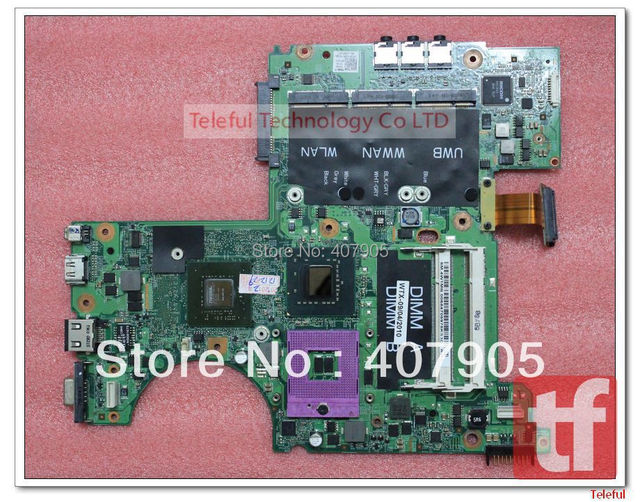Motherboard for Dell XPS M1530 965PM chipset  Model 100%Tested & Working perfect