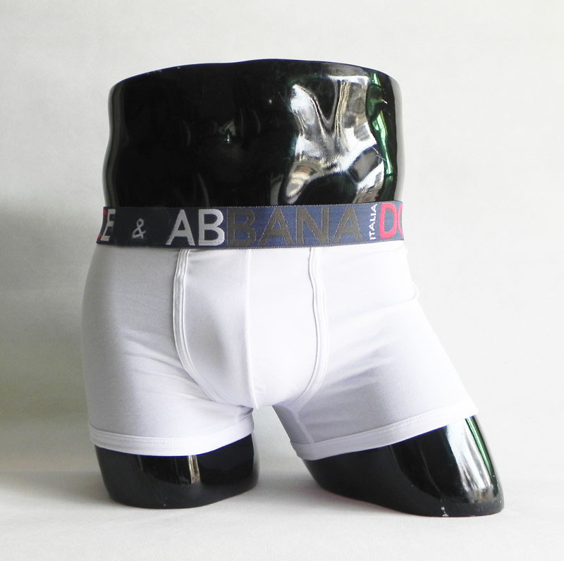 Мужские underwaear сексуальный бренда боксеры нижнее белье хлопок боксеры