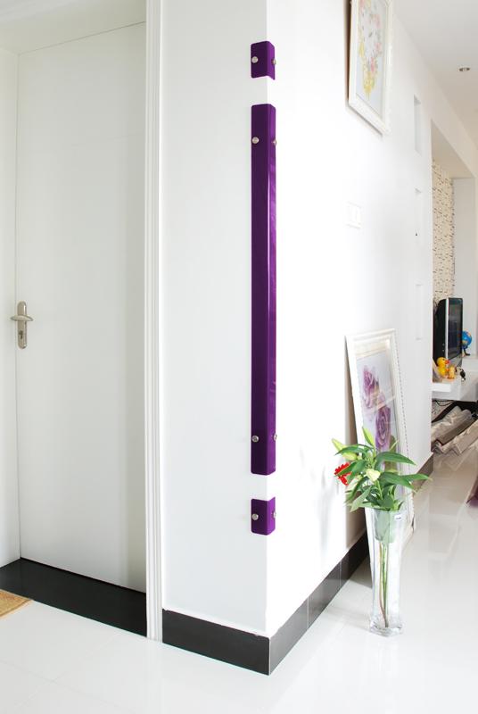 Purple for a corner angle protectors protective strip roads transparent plexiglass<br><br>Aliexpress