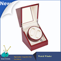 2015 Latest Automatic watch winder case orignal Brand Luxury Red Wooden Watch Winder Display Box