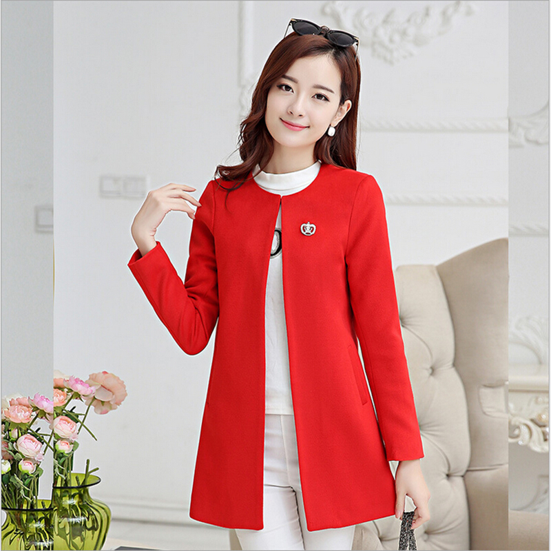 Ladies Pink Overcoat Promotion-Shop for Promotional Ladies Pink