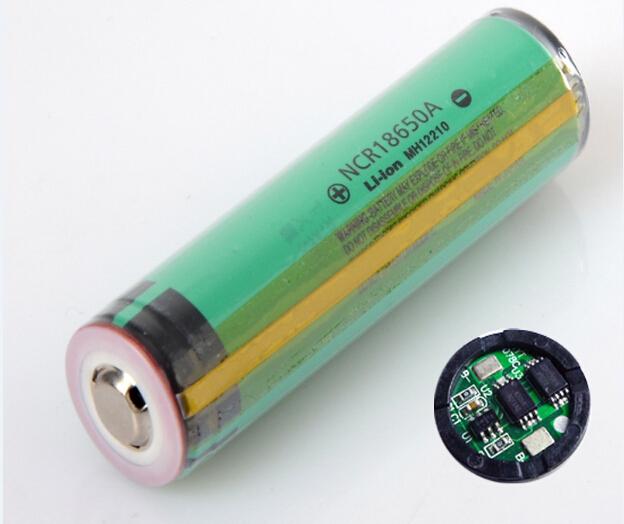 Защита для аккумуляторов 18650