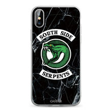 CASEIER Phone Case For Samsung Galaxy A7 2018 A5 A6 S8 S9 S10 Plus Riverdale Cases For Samsung J3 J5 A9 J7 2017 Note 8 9 Covers(China)