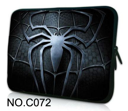 "Spider Logos 10"" Laptop Mini Bag Case Sleeve For 9"" 10"" 10.1"" Google Android Tablet(China (Mainland))"