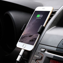 Universal Car Phone Holder Air Vent Mount Cell Phone Stand For GPS iPhone 6 Plus / HTC telefon Automobiles Interior Accessories