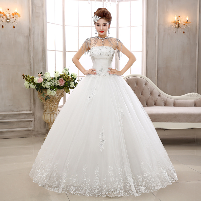 wedding dress made in china