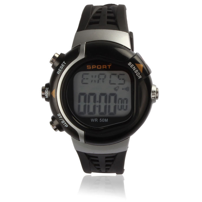 mens watch ratings promotion shop for promotional mens watch waterproof digital sport watch calories counter fitness heart rate monitor men watch 2015