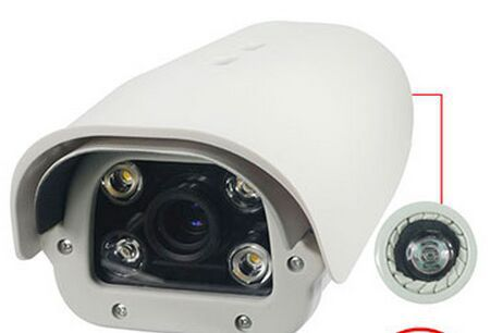 License Plate Capture Camera For Highway 700TVL, SONY CCD, IR-Cut 4pcs Array Leds, with RS485 5-50mm IR Correction Lens(China (Mainland))