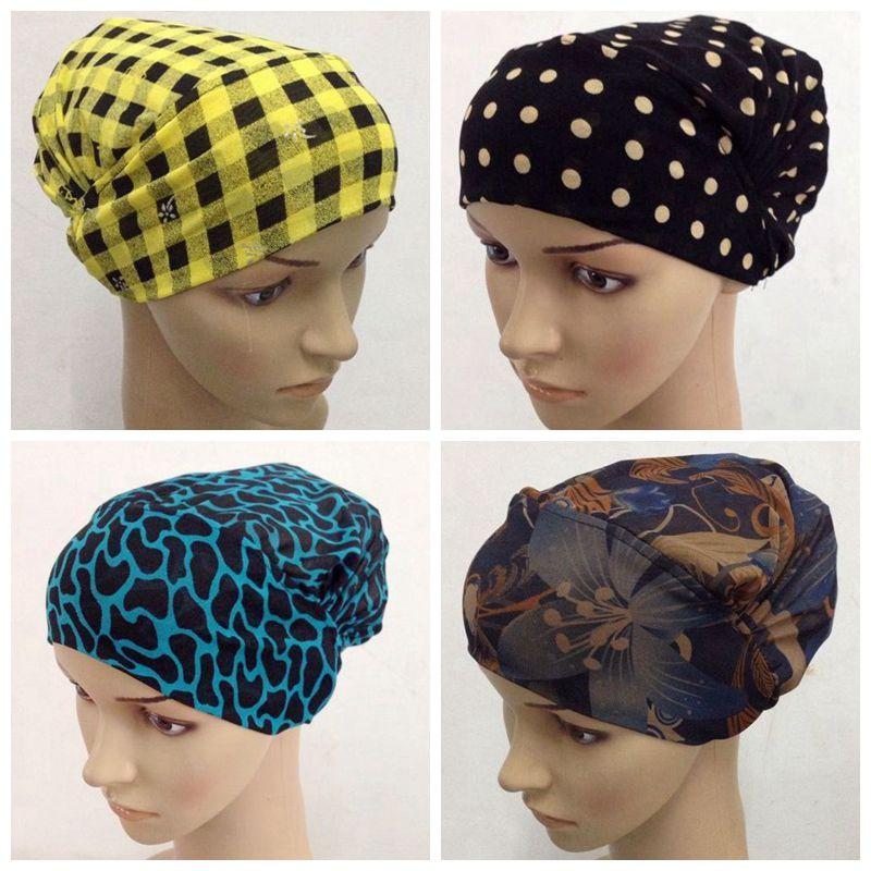 Как сделать платок на шапку 791