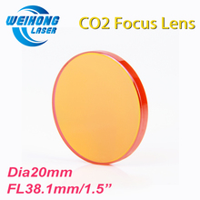 Buy CN PVD ZnSe Co2 Laser Focus Lens Diameter 20mm Focal Length 38.1mm Co2 Laser Cutting Engraving Machine for $11.00 in AliExpress store