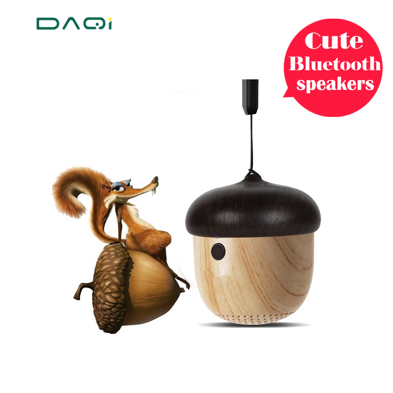 Portable Mini Cute Wireless Bluetooth Speaker Subwoofer Tablet PC speaker for Android and Desktop Devices(China (Mainland))