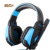 Kotion EACH G4000 USB Stereo Gaming Headphone Headset Headband with Microphone Volume Control LED Light for PC Game Gift For Kid
