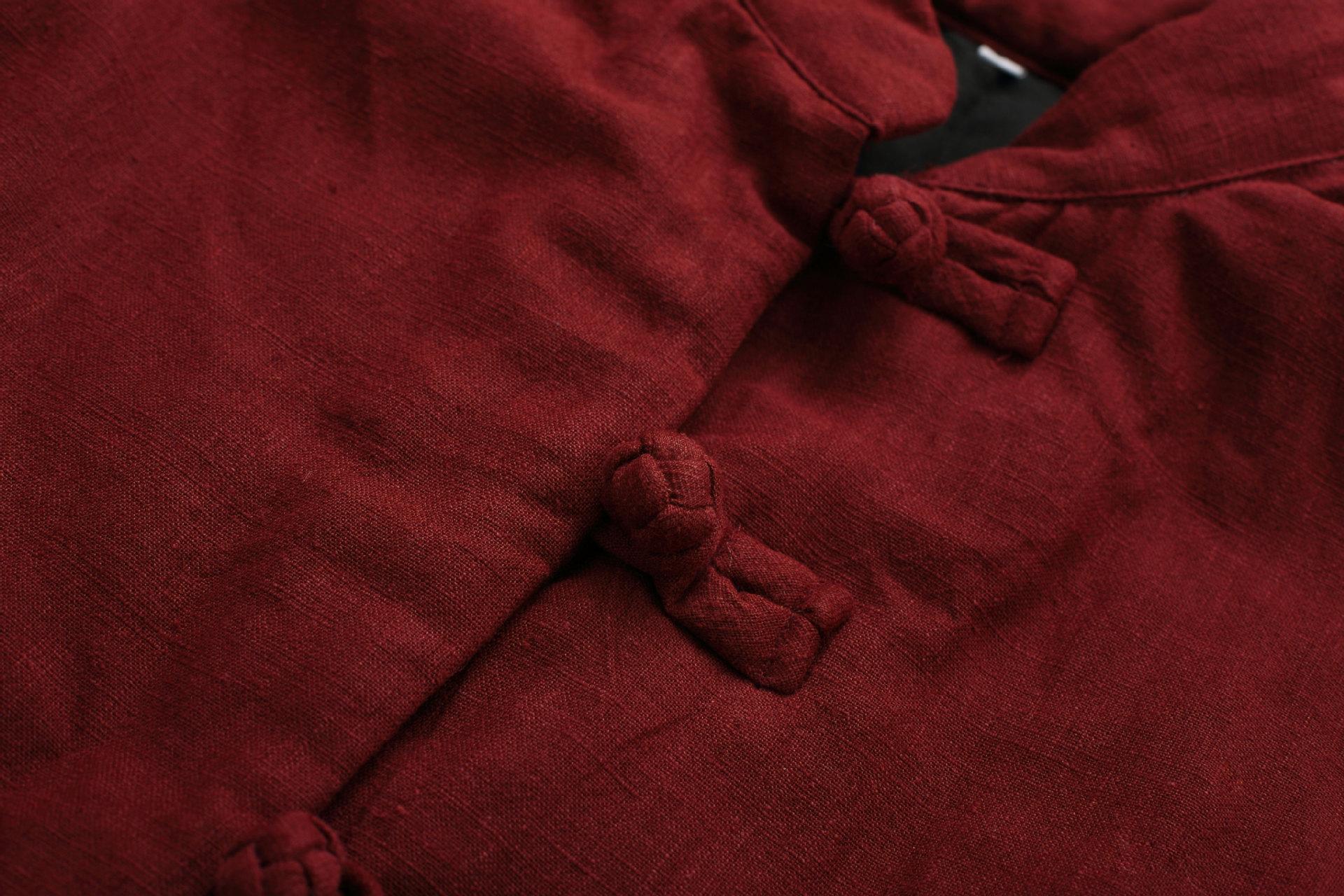 Скидки на 2016 Зима Новый Высококачественный Бренд Утолщение Пальто Белье Хлопка С Длинным Ватник Китайский Стиль Мужчины Мода Теплый Парки Q594