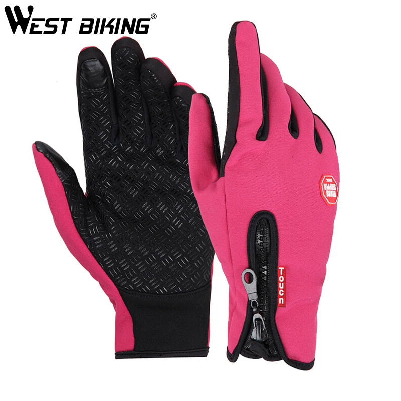 Women Men Ski Gloves Thermal Silicon Touch Guantes Ciclismo Snowboard Sport Luvas Riding Hiking Camping Winter Skiing Gloves<br><br>Aliexpress