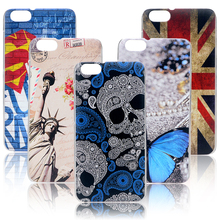 for Huawei honor 4X Hot 15 style Hard Clear plastic Painted Mobile phone protection cover Case for Huawei honor 4X Case cover