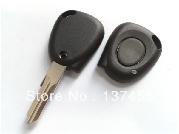 Quto key renault car remote control replacement key case without logo remote control key cover fob wholesale(China (Mainland))